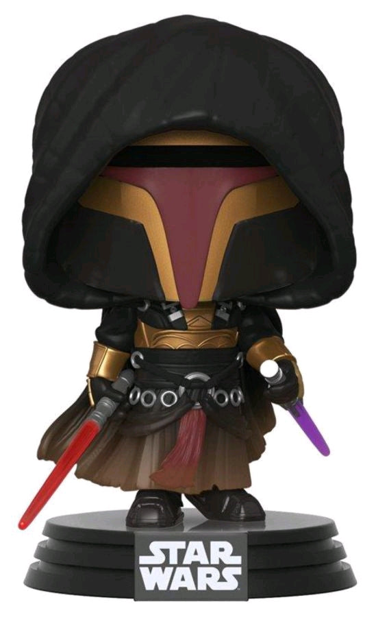 Star Wars Knights of the Old Republic - Revan - #NA - Pop! Vinyl