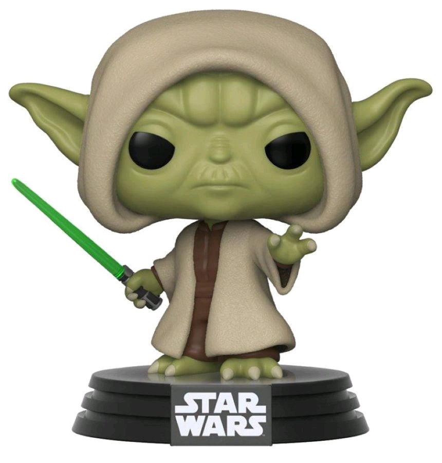 Star Wars Battlefront - Hooded Yoda - #NA - Pop! Vinyl