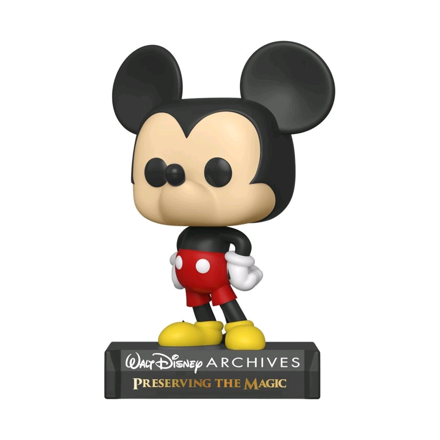 Disney Archives - Mickey Mouse - #NA - Disney - Pop! Vinyl