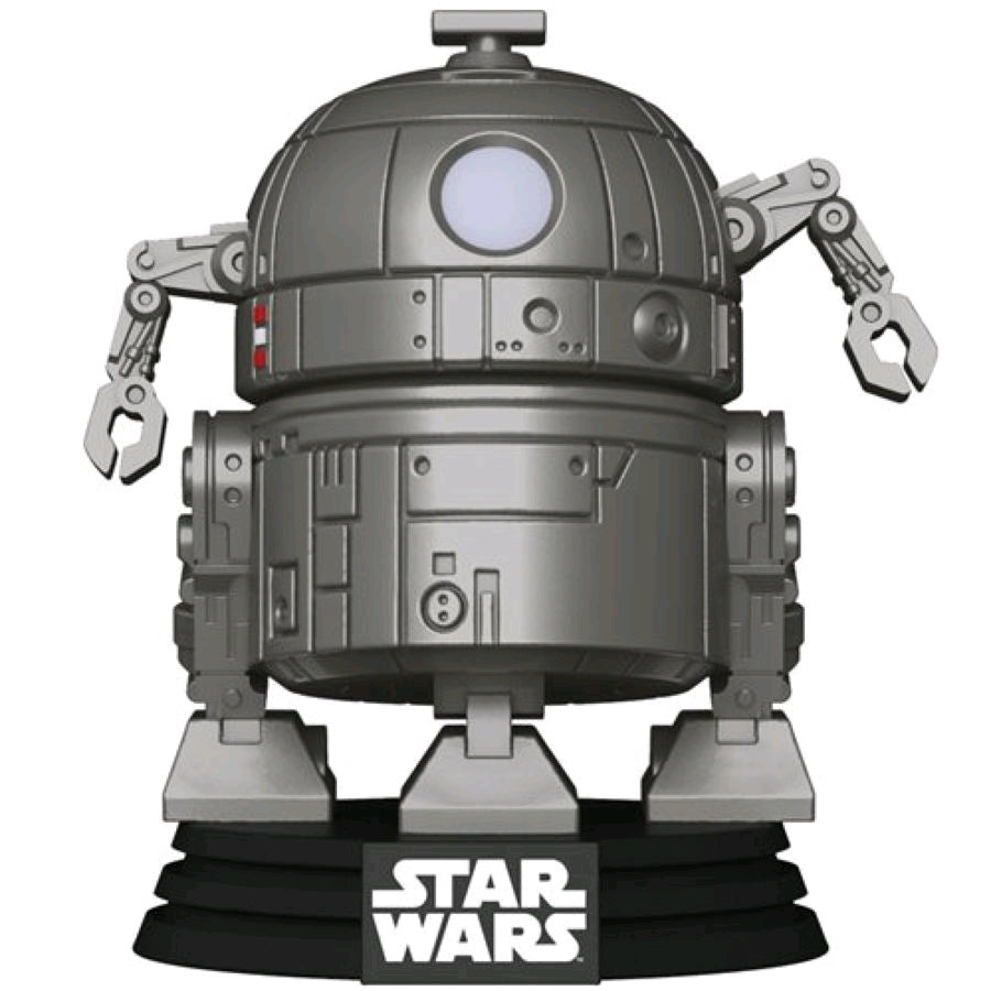 Star Wars Concept Art - R2-D2 - #NA - Pop! Vinyl