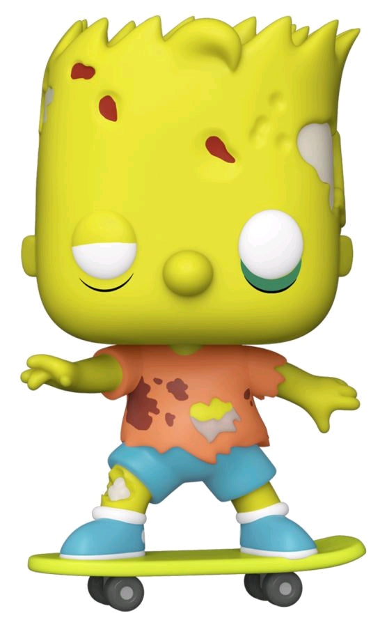 The Simpsons - Treehouse of Horrors - Zombie Bart - #1027 - Pop! Vinyl