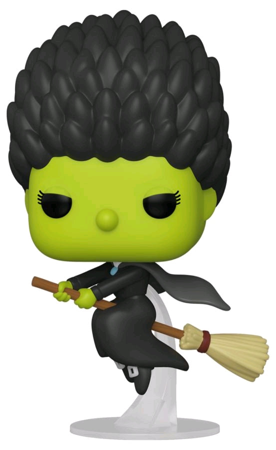 The SImpsons - Treehouse of Horrors - Marge as Witch - #1028 - Pop! Vinyl