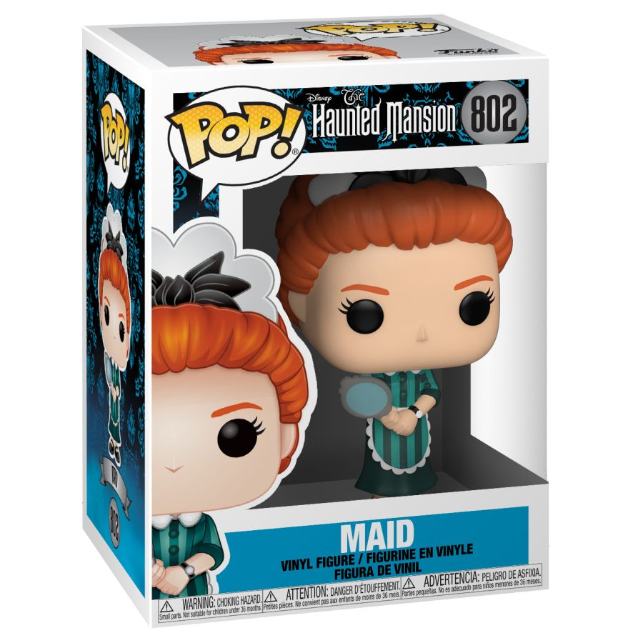 Haunted Mansion - Maid - #802 - Pop! Vinyl