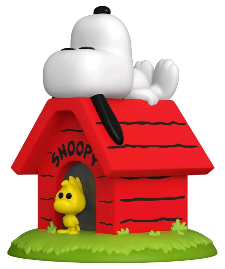 Peanuts - Snoopy on Doghouse - Deluxe - #NA - Pop! Vinyl