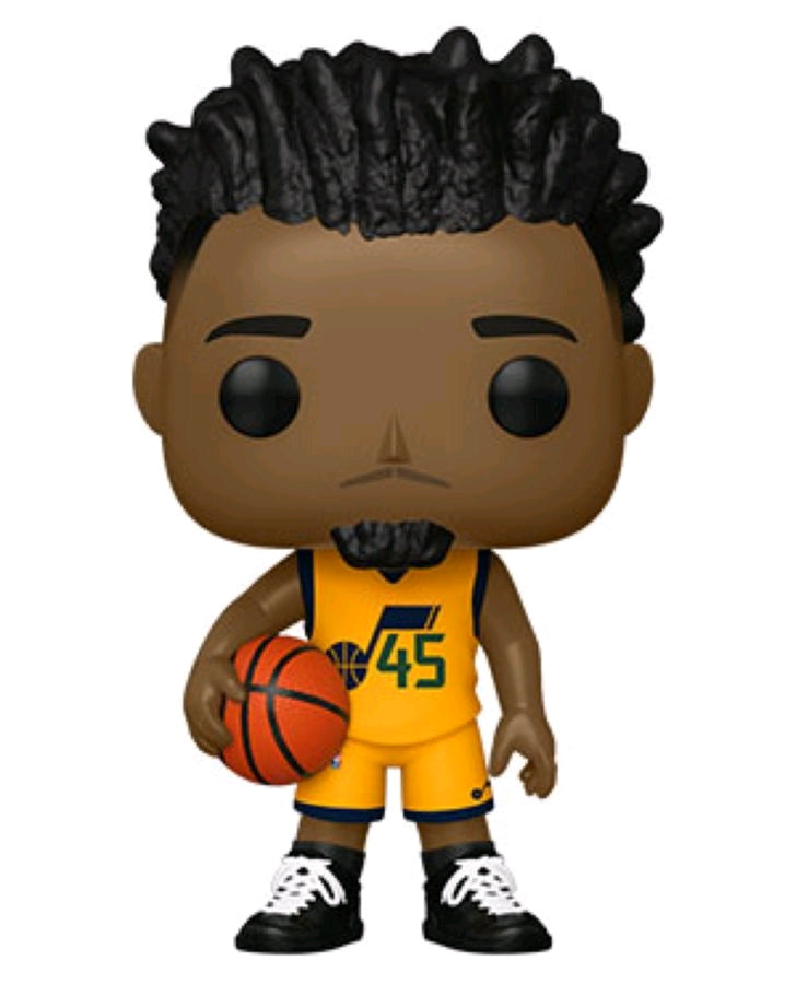 NBA - Utah Jazz - Donovan Mitchell - #NA - PoP! Vinyl