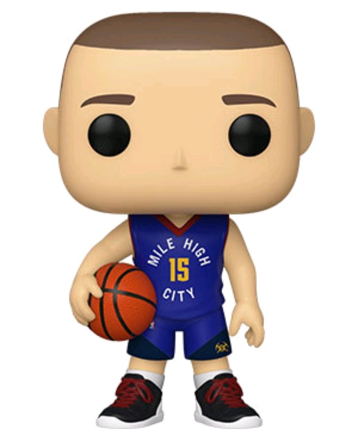NBA - Denver Nuggets - Nikola Jokic - #NA - Pop! Vinyl