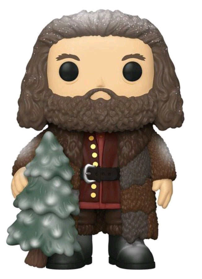 Harry Potter - Holiday Hagrid - 6 Inch - #NA - Pop! Vinyl