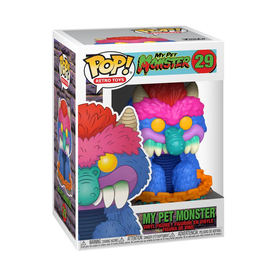 Hasbro - My Pet Monster - #29 - Pop! Vinyl