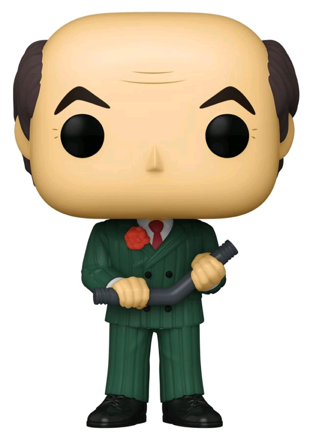 Clue - Mr Green W/Lead Pipe - #50 - Pop! Vinyl