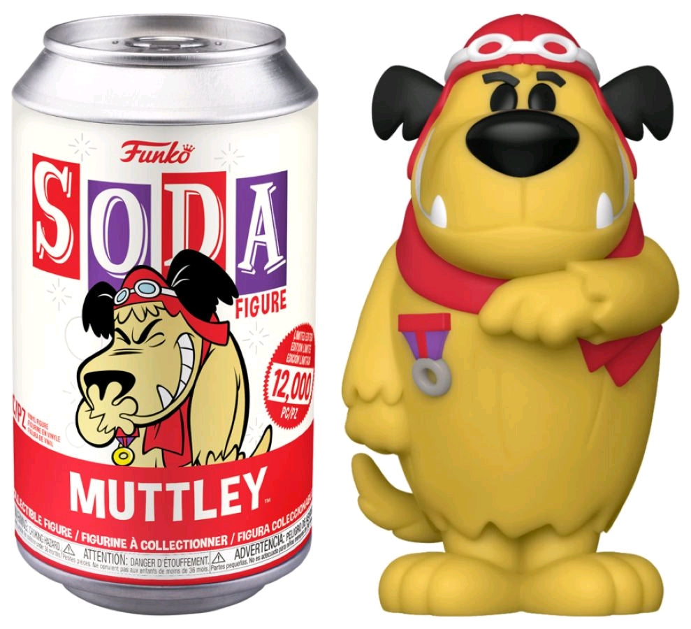 Hanna Barbera - Muttley - Vinyl Soda - Pop! Vinyl
