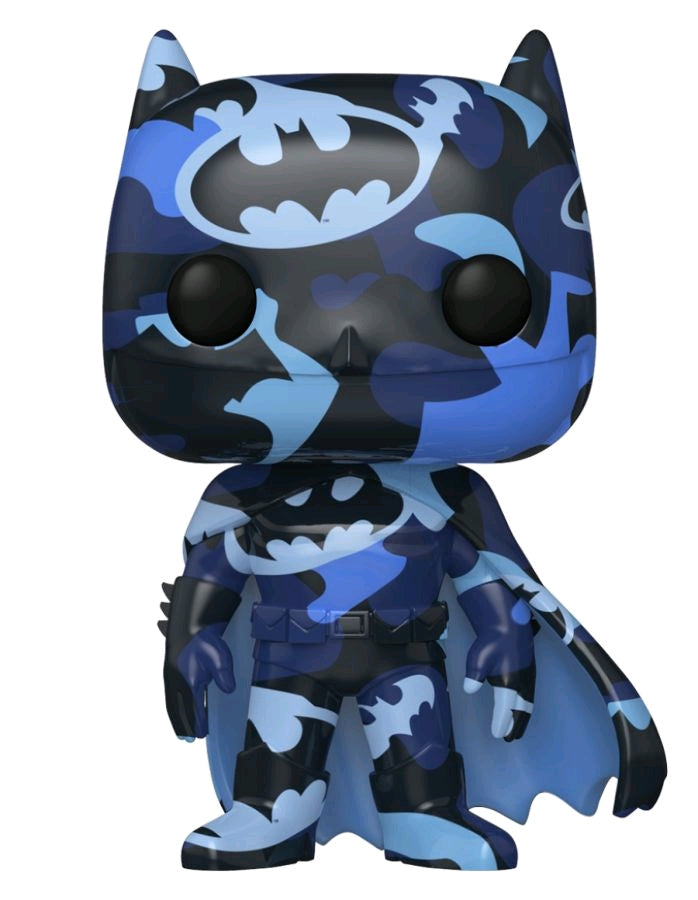 Batman Artist - Blue Batman #4 - #NA - Pop! Vinyl