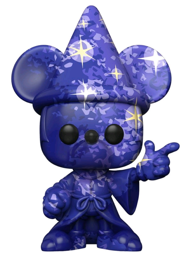 Fantasia - Sorcerer Mickey Artists #1 - #NA - Pop! Vinyl