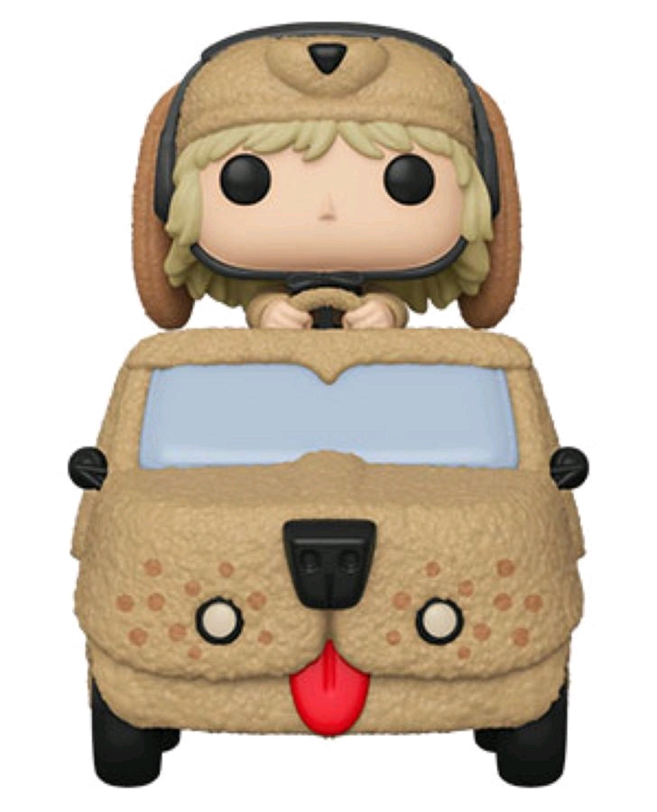 Dumb & Dumber - Harry W/Mutt Cutts Van - Ride - #NA - Pop! Vinyl