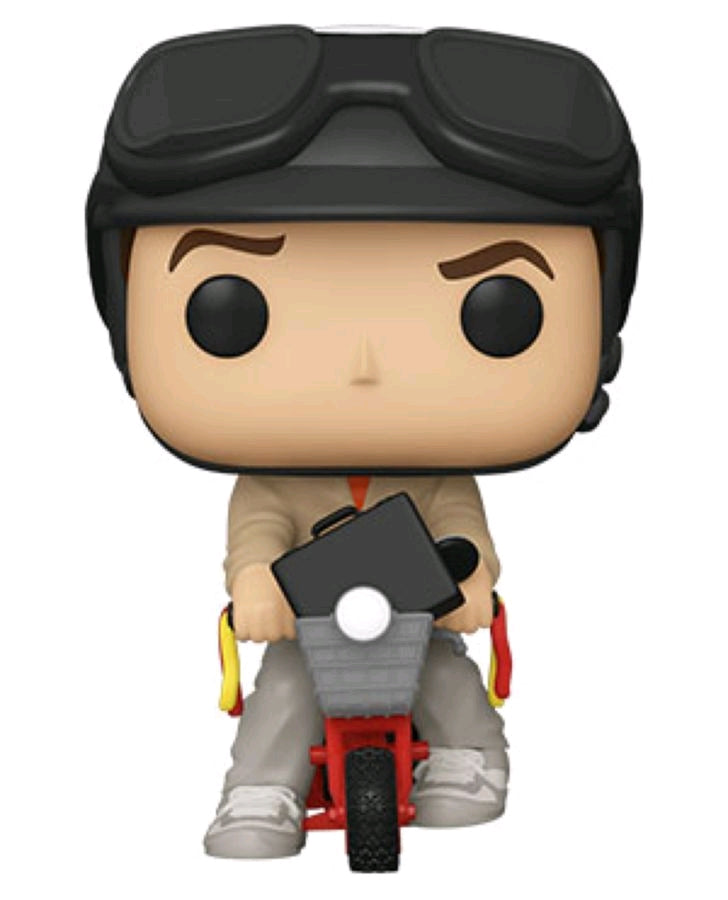 Dumb & Dumber - Lloyd on Bicycle - Ride - #NA - Pop! Vinyl