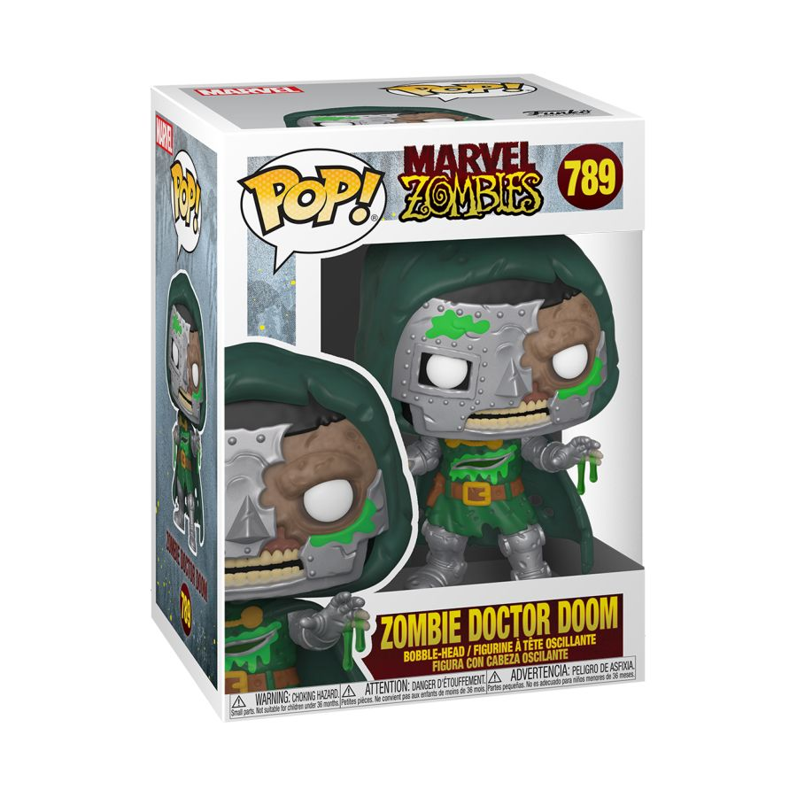 Marvel Zombies - Dr Doom - #789 - Pop! Vinyl