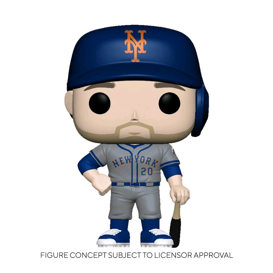 MLB - Mets - Pete Alonso Road - #NA - Pop! Vinyl