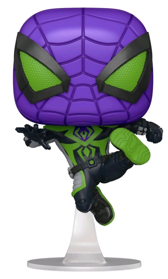 Spiderman - Miles Morales - Purple Reign - #839 - Pop! Vinyl