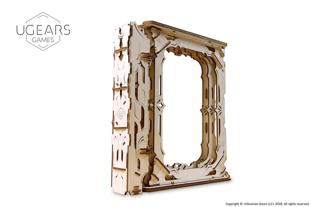 Game Master's Screen - 160 Pieces - Ugears