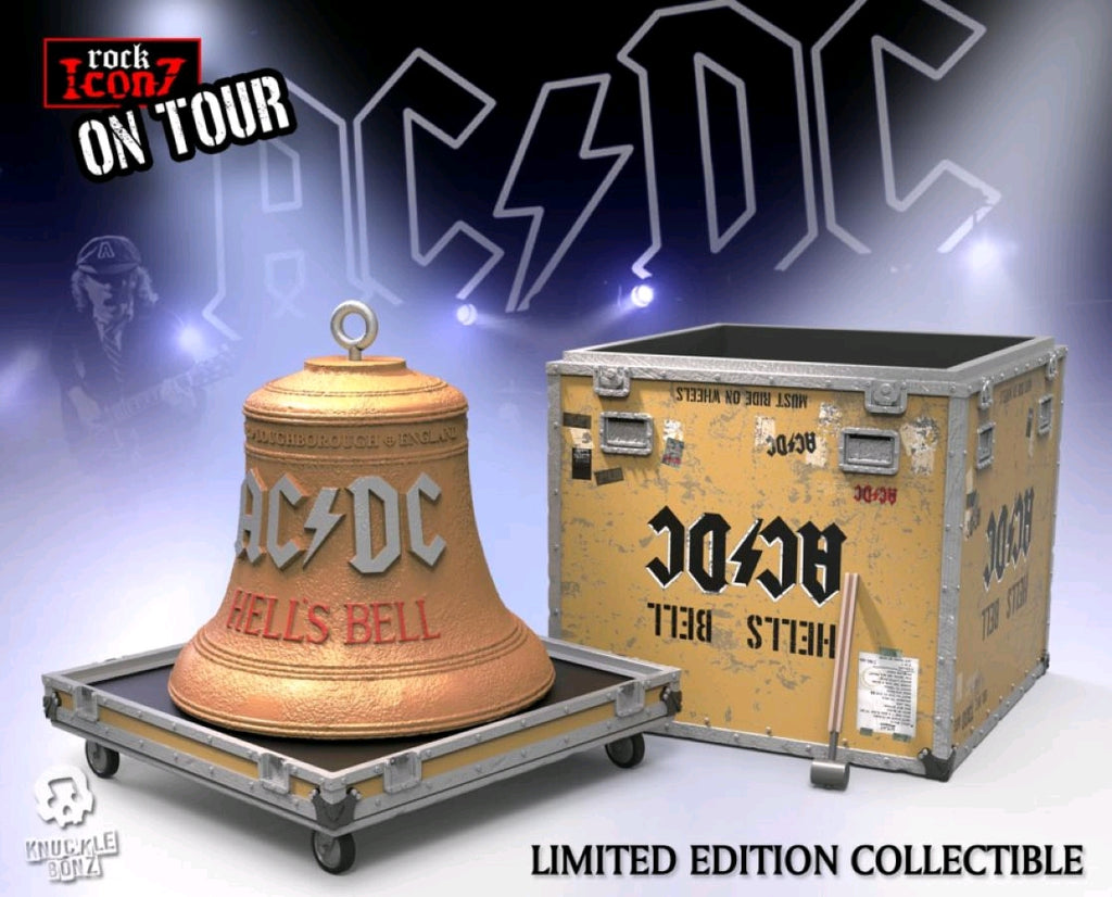 ACDC - Hells Bells on Tour Replica - Statue