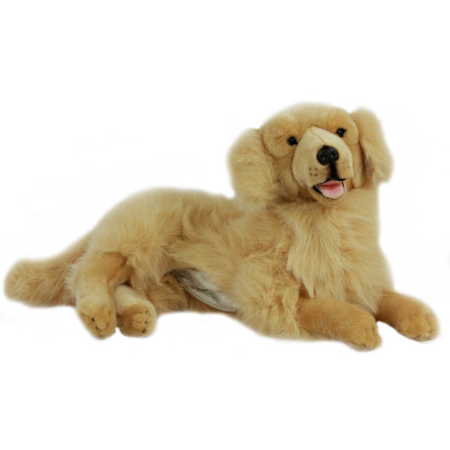 Luna - Golden Retreiver - 62cm - Plush Animals - Bocchetta