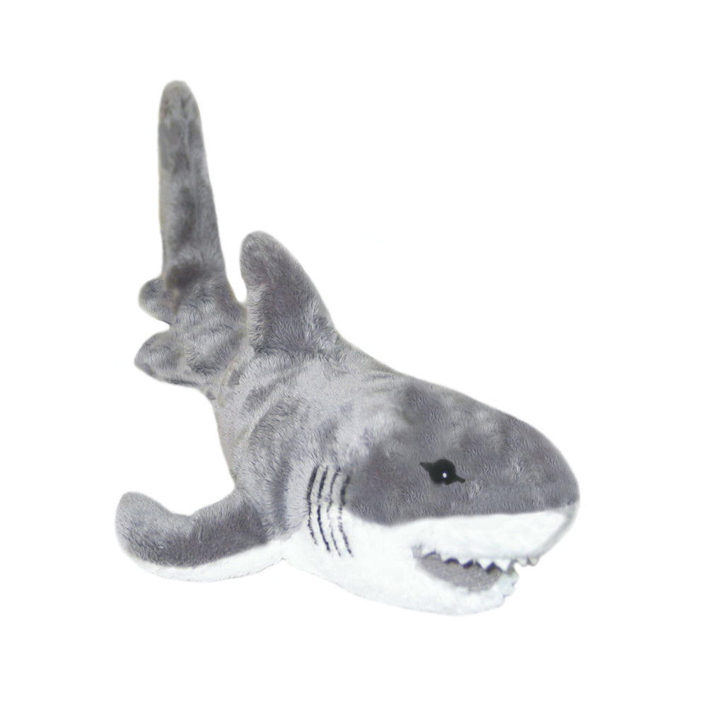 Pacific - White Shark - 35cm - Plush Animals - Bocchetta