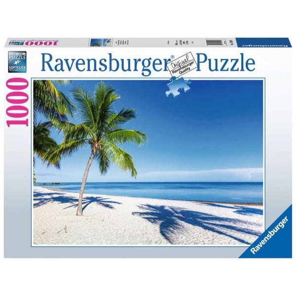1000 Pieces - Beach Escape - Ravensburger Puzzle