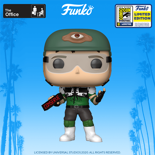 The Office - Recyclops V2 - #1015 - SDCC20 - Pop! Vinyl