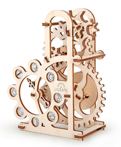 Dynamometer - 48 Pieces - Ugears