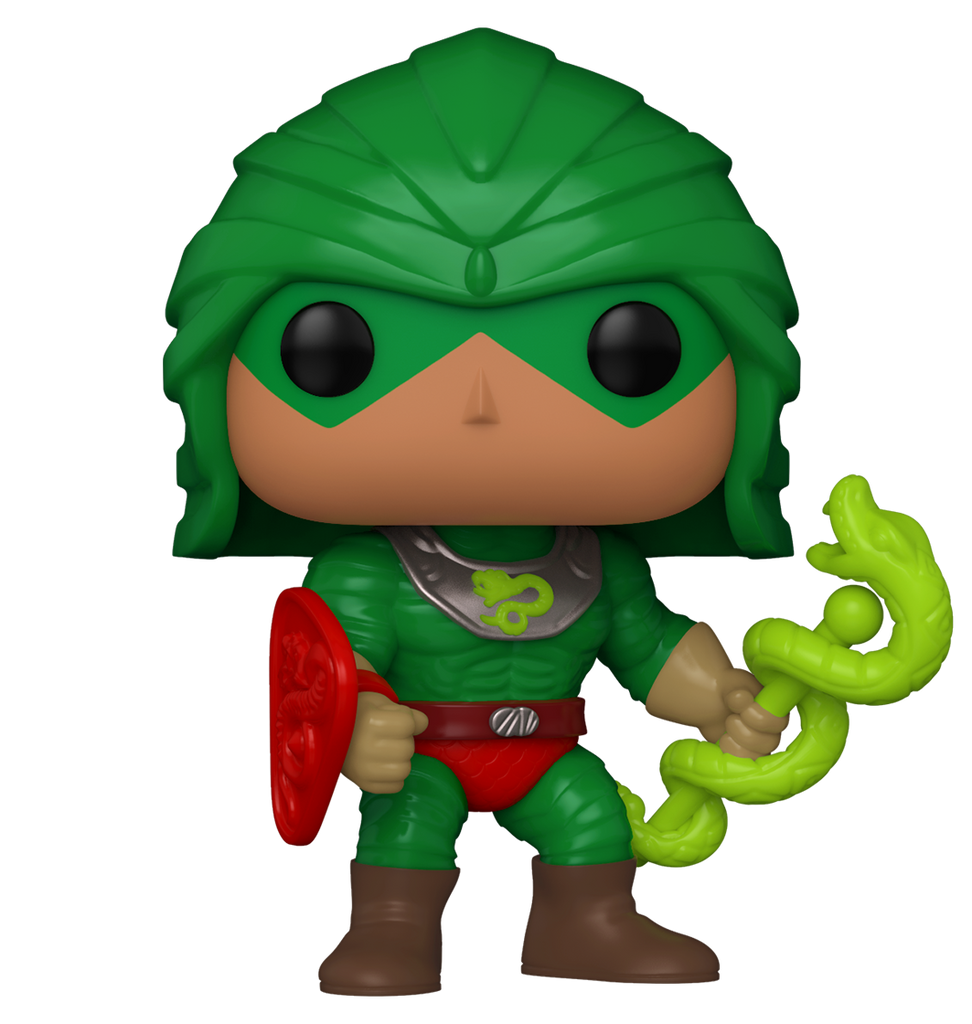 Masters of the Universe - King Hiss - NYCC20 - #1038 - Pop! Vinyl
