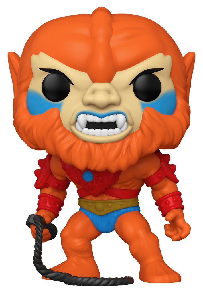 Masters of the Universe - Beast Man - 10 Inch - NYCC20 - Pop! Vinyl