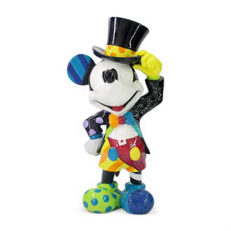Mickey Mouse W/Top Hat - Large Figure - Britto