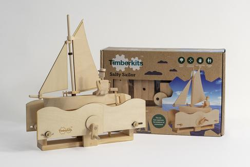 Salty Sailor - Timberkits