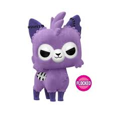 Tasty Peach - Lavender Zombie Alpaca - Flocked - #NA - Pop! Vinyl