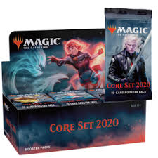 MAGIC THE GATHERING 2020 CORE SET BOOSTER PACK