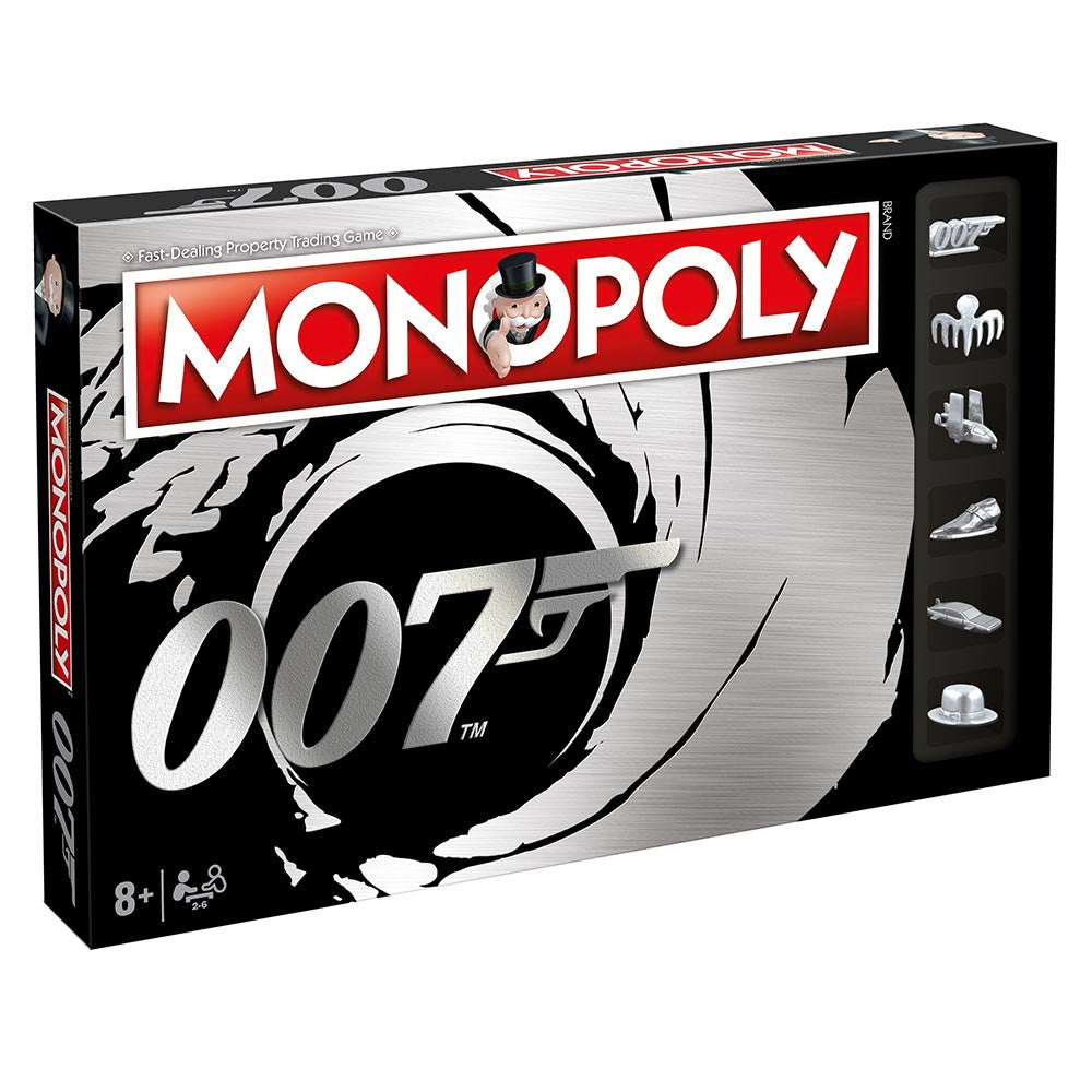 Monopoly - James Bond 007 Edition - Board Game