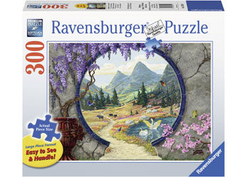 300 Pieces - Into a new World - large Piece - Ravensburger Puzzle
