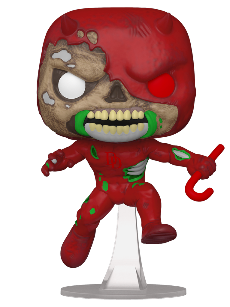 Marvel Zombies - Daredevil - NYCC20 - #666 - Pop! Vinyl