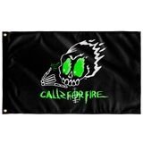 """CALLz FOR FIRE"" Flag"