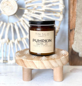 Pumpkin Spice - 9 oz. Candle
