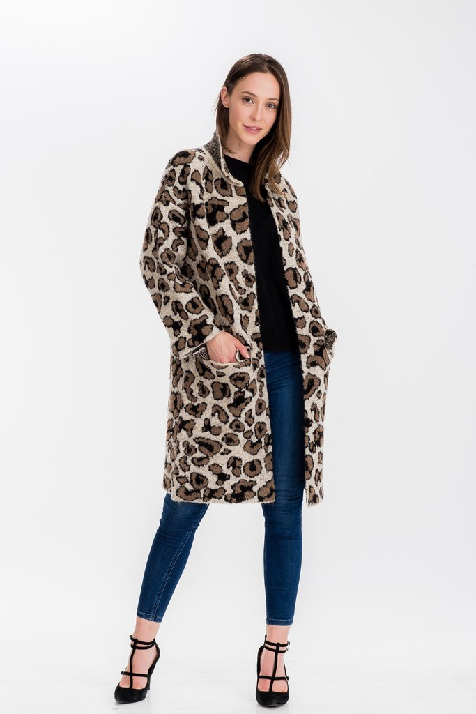 Abbie Long Coat