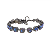Load image into Gallery viewer, Midnight Bracelet B-4252-137137-GR