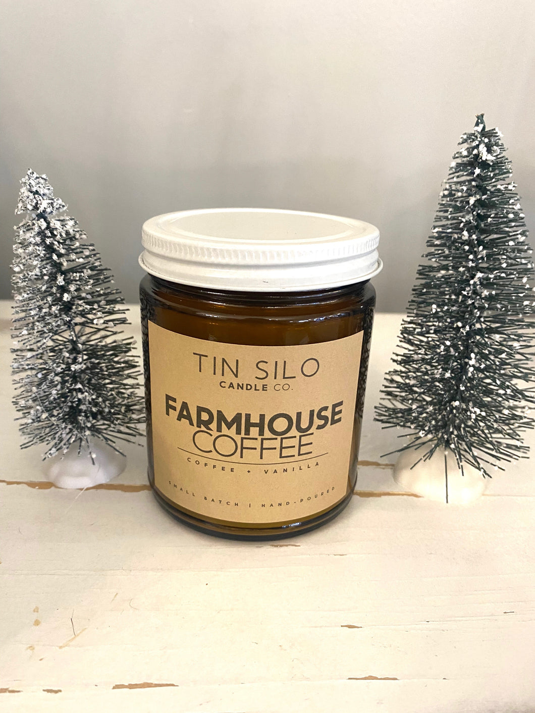 Farmhouse Coffee- 9 oz. Candle