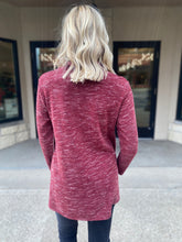 Load image into Gallery viewer, Long Sleeve Karima Cowl Tunic