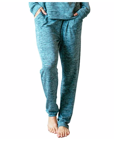 CareFree Threads Mint Lounge Pants