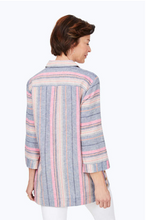 Load image into Gallery viewer, Liza Stripe Tunic
