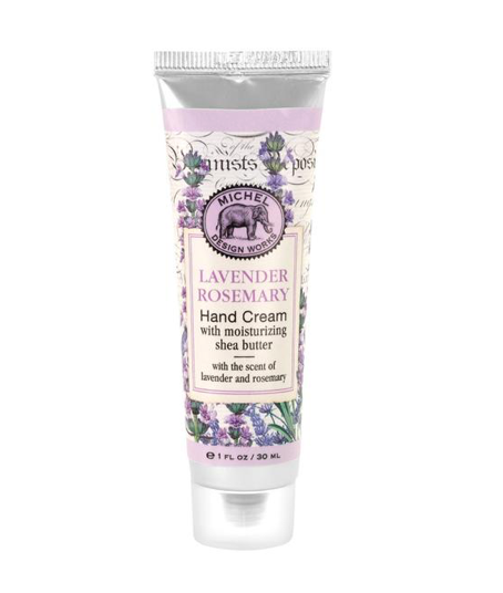 Lavender Rosemary Hand Cream