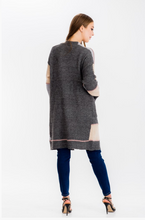 Load image into Gallery viewer, Charlotte Colorblock Cardigan