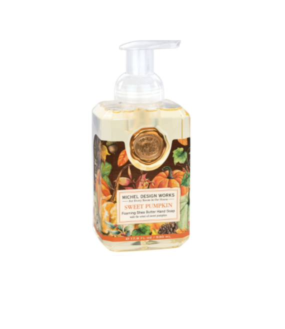 Sweet Pumpkin Foaming Soap