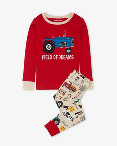 Farm Life Kids Pajama Set