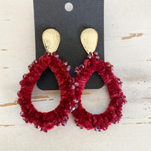 Load image into Gallery viewer, Velvet Earrings